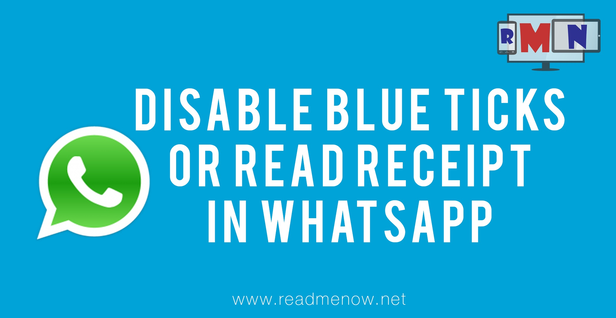 how to disable read receipts on facebook messenger