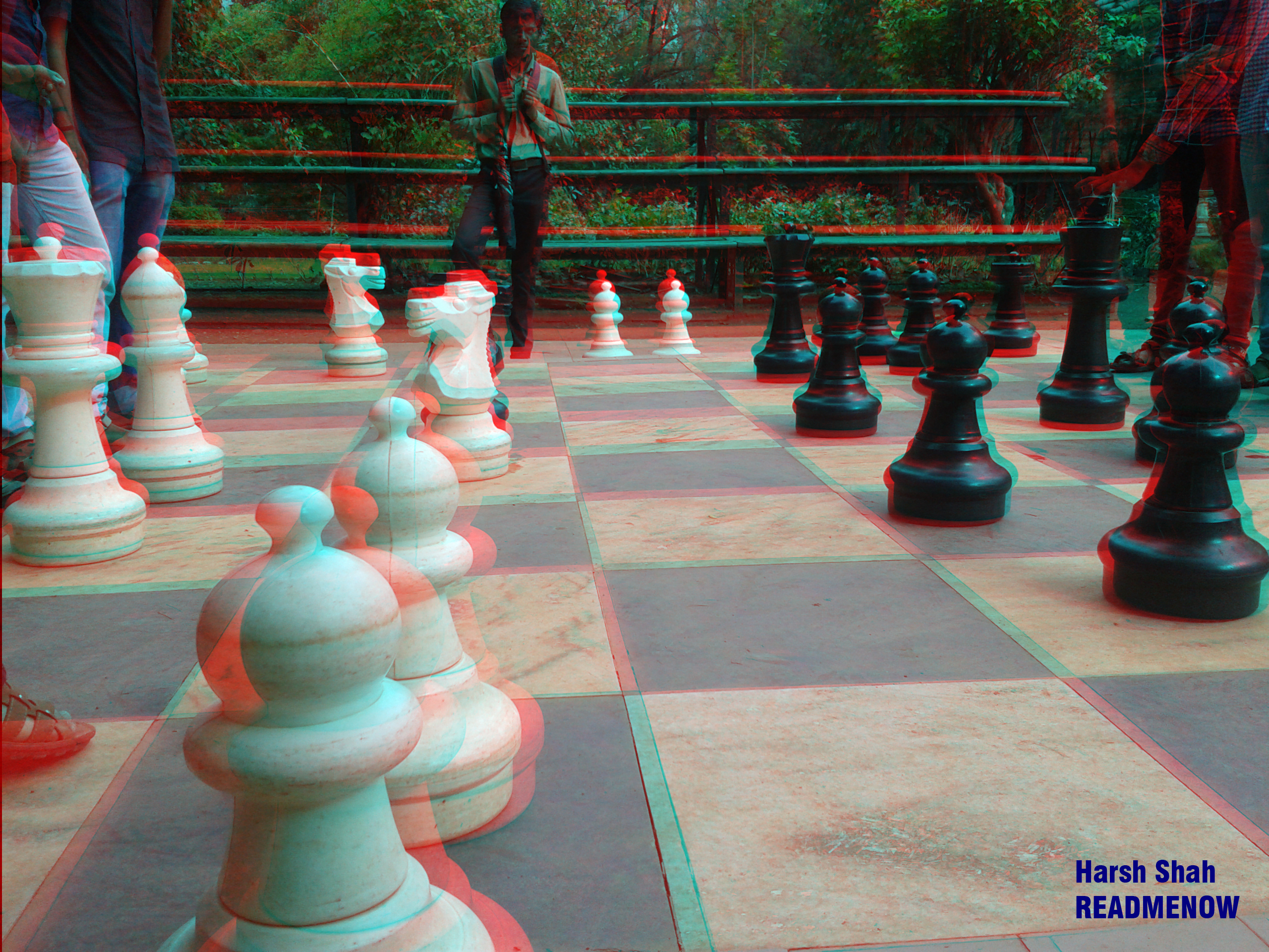 Make 3D anaglyph images in Photoshop