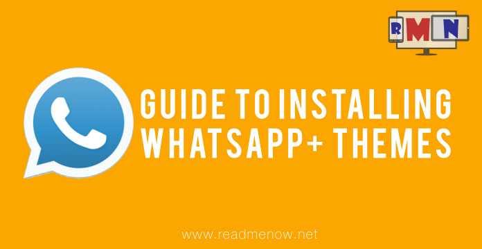 whatsapp+ themes