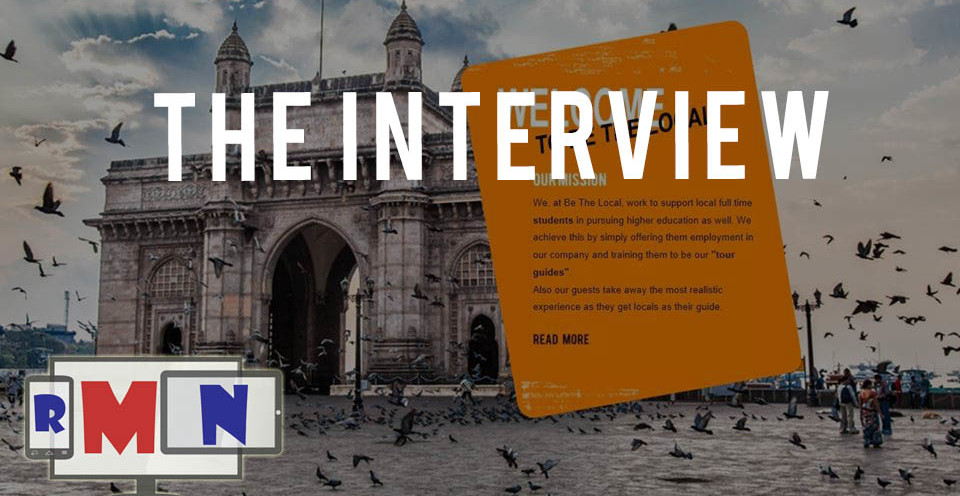 Be The Local Tours – The Interview