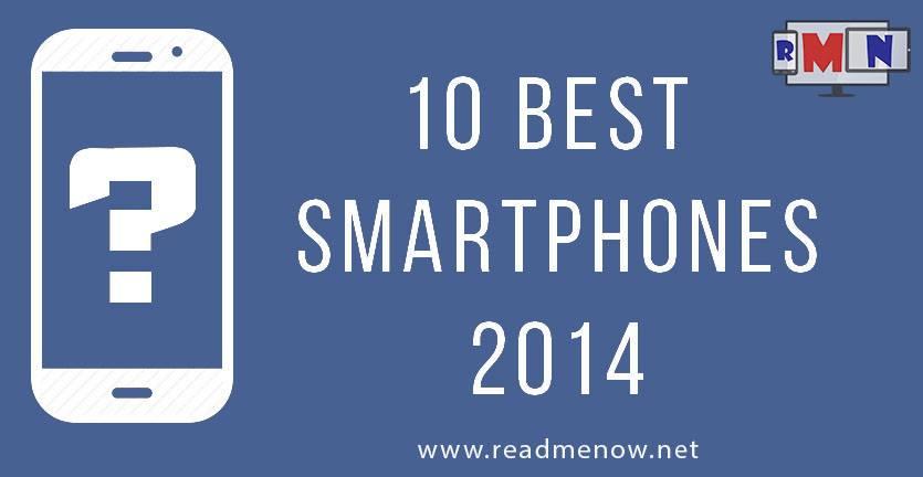 10 Best Smartphones of 2014
