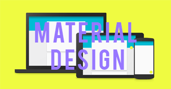 Material Design – The fresh new phase