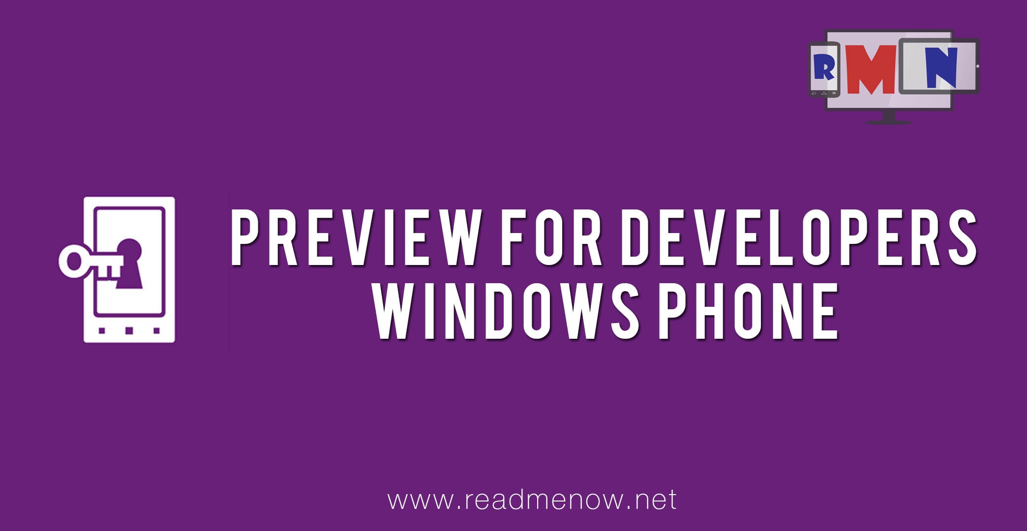 Preview For Developers Windows Phone Guide