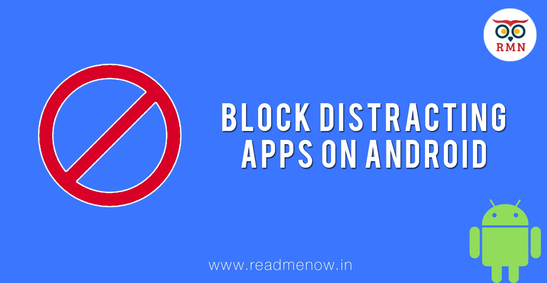 How To Block Distracting Apps On Android