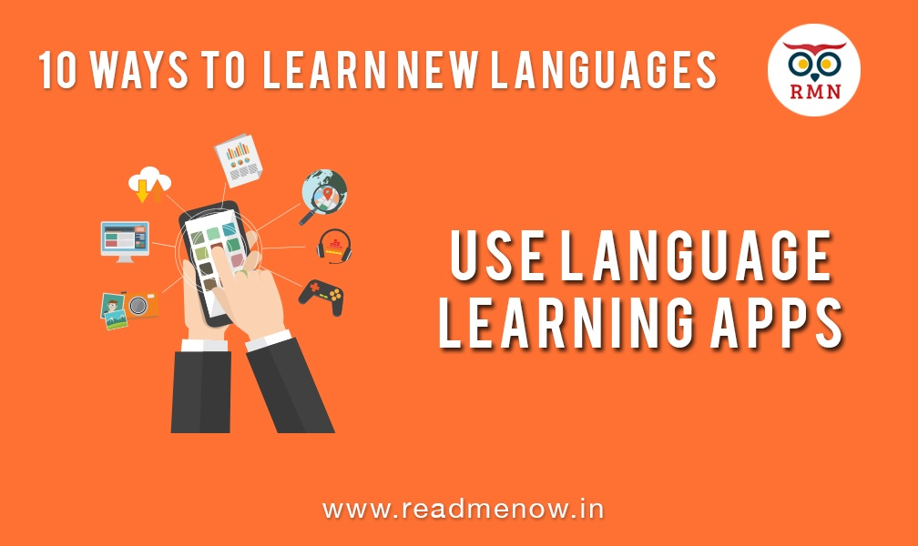 Learn Languages Faster Use language learning apps