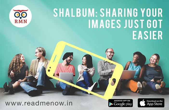 Shalbum: Sharing Your Images Got Easier