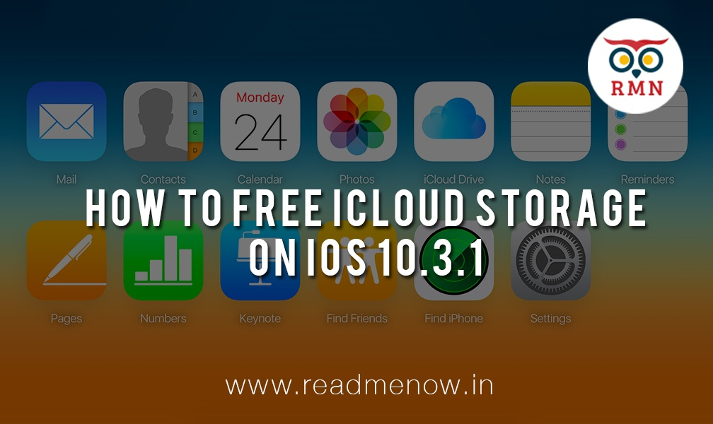 How to Free iCloud Storage on iOS 10.3.1