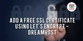 Free SSL Certificate using Let's encrypt