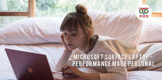 Microsoft Surface Laptop - Performance Made Personal