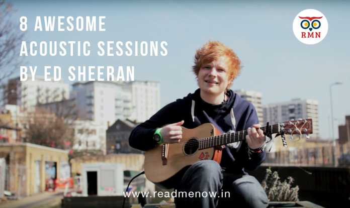 8 Acoustic Sessions by Ed Sheeran